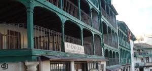 Balcones de la Plaza Mayor