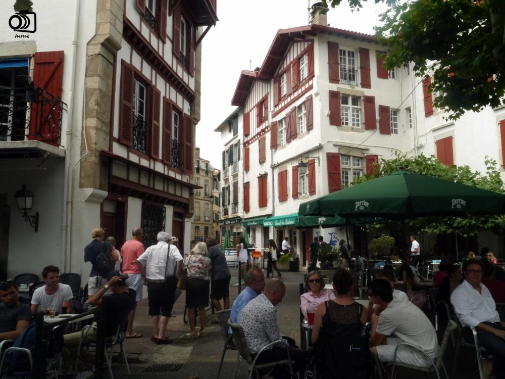 Plaza de Saint-Jean-de-Luz