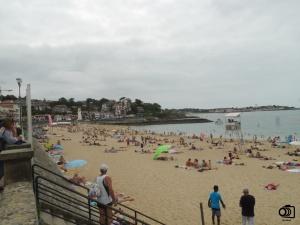 Playa de Plaza de Saint-Jean-de-Luz
