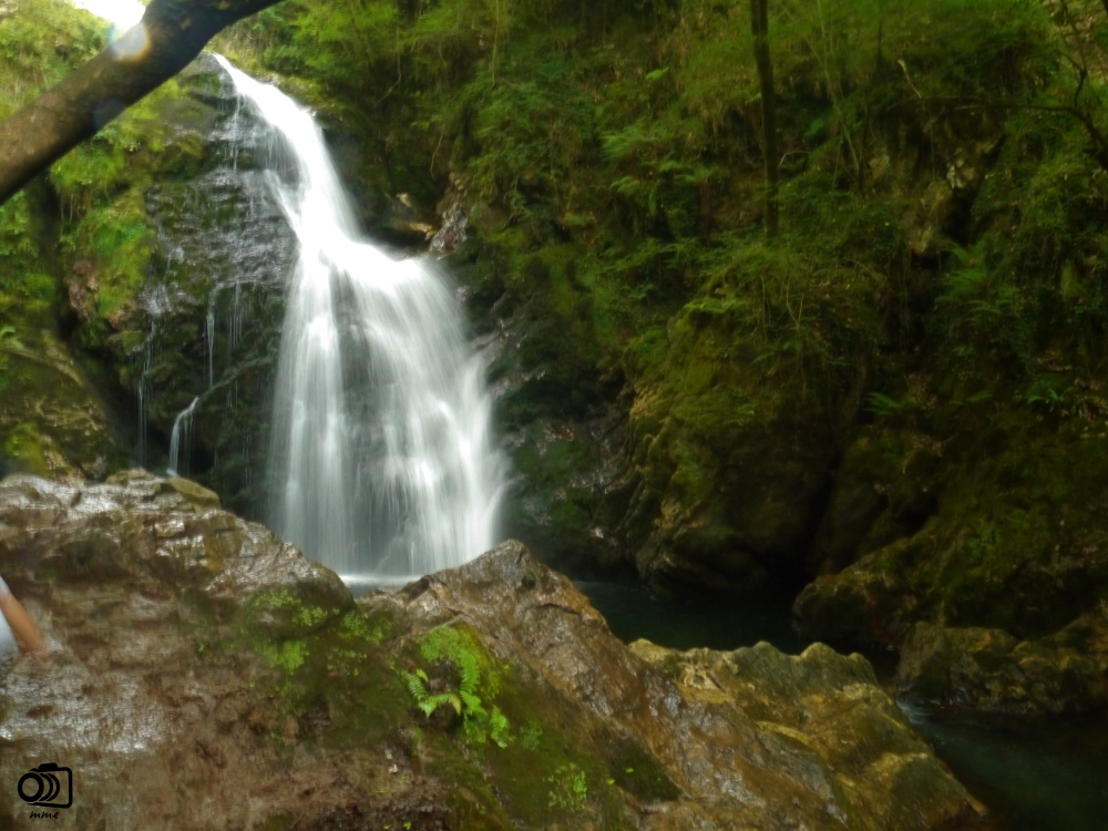 Cascada del Xorroxín