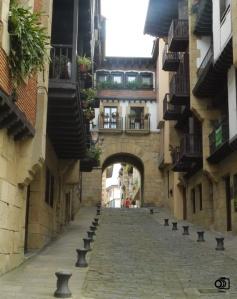 Calles del Casco Viejo