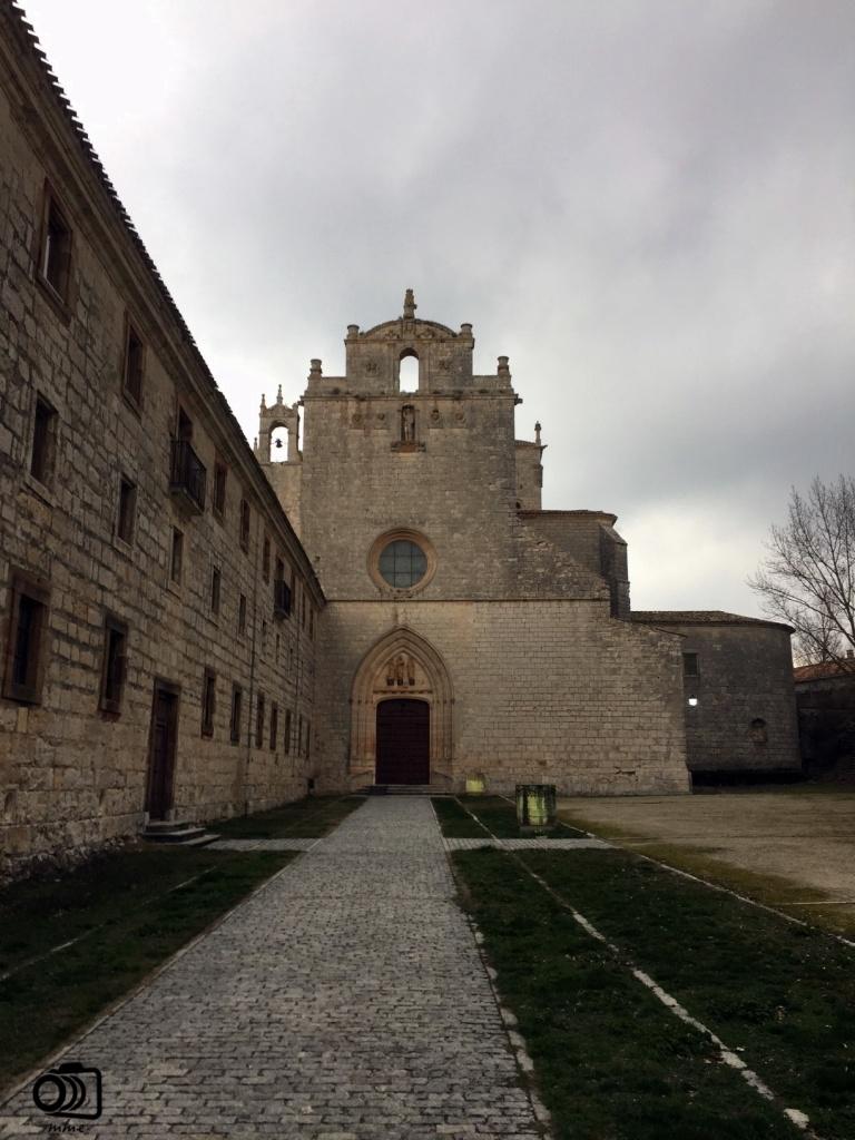 Monasterio de San Pedro de Cardeña.