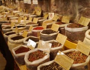 Comercio dedicado a las especias