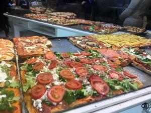 Establecimiento de pizzas.