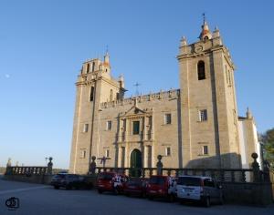 Concatedral de Miranda do Douro.