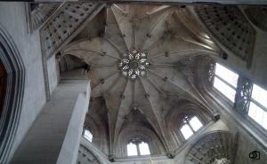 Interior de la Catedral de Burgos.