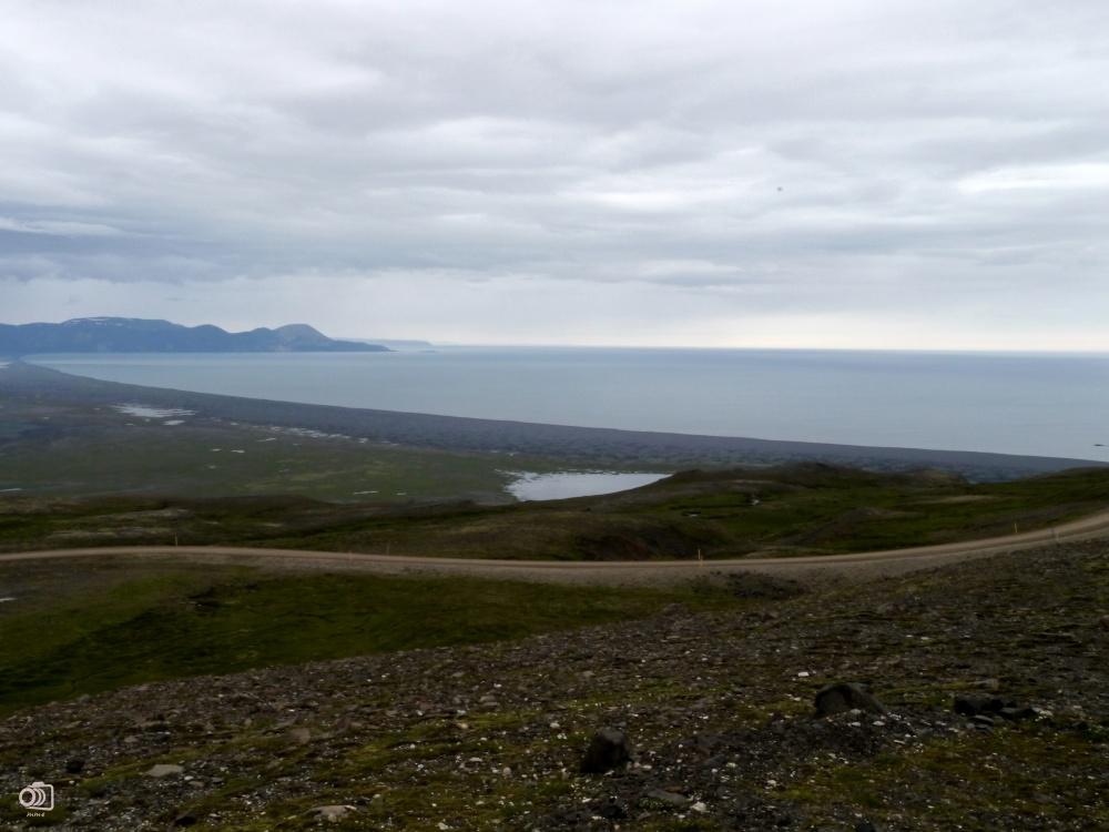 Puerto de montaña hacia Borgarfjorður Eystri.