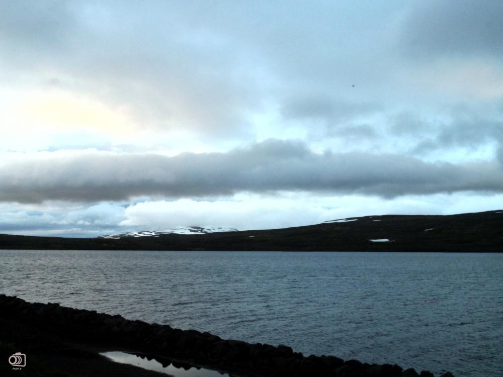 Puerto de montaña hacia Seydisfjördur.